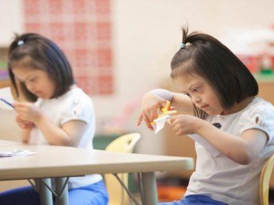 متلازمة داون او الطفل المنغولي