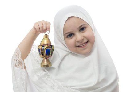 الاطفال و صيام شهر رمضان
