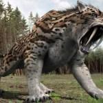 Saber-toothed_tiger_Smilodon_2