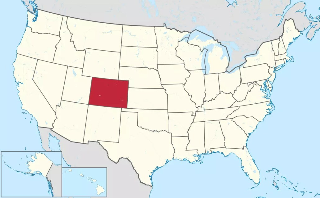 Colorado in United States