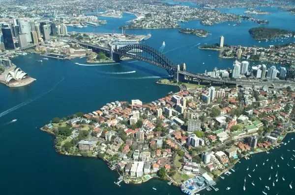 Sydney Harbour Bridge Facts for Kids