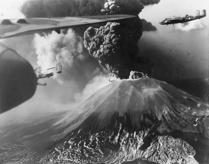 Mount Vesuvius Facts For Kids