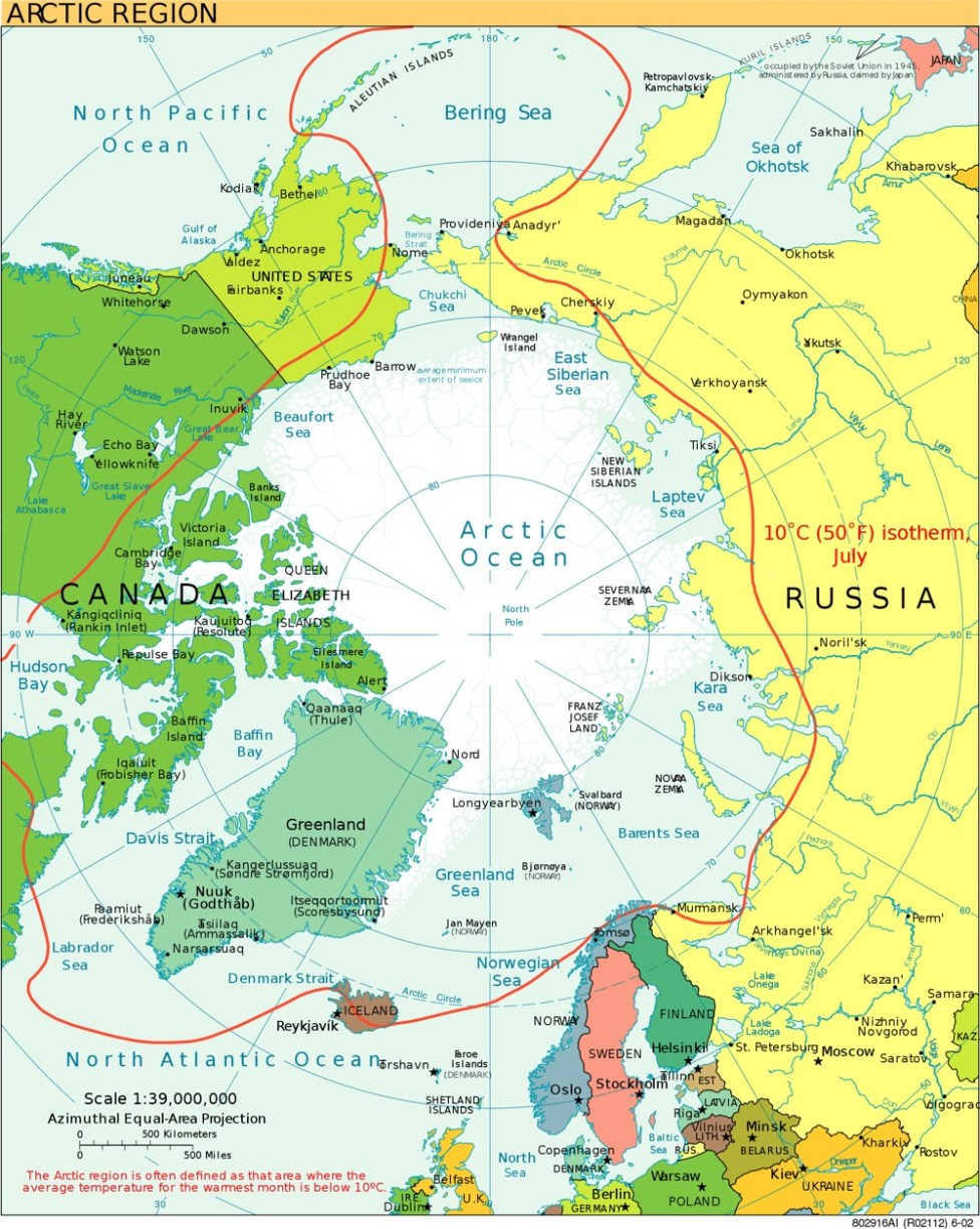 Map Of Russia For Kids.Arctic Ocean Facts For Kids Information About Arctic Ocean Kidz Feed