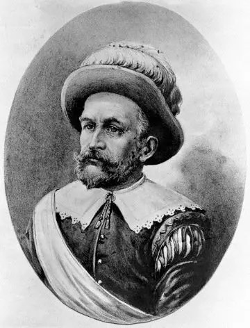Peter Minuit Founder of New York
