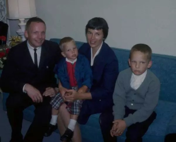 Neil Armstrong Family