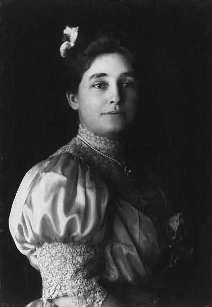 Thomas Edison Wife Mina Miller