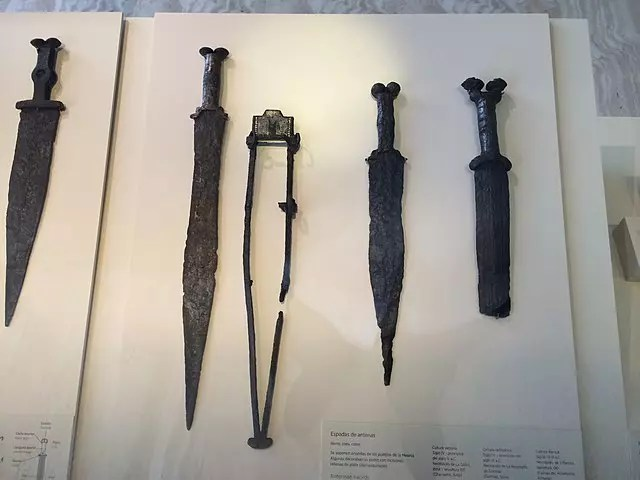 Swords Iron Age Weapons