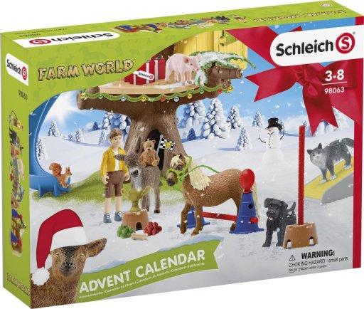 Schleich Farm World adventskalenders