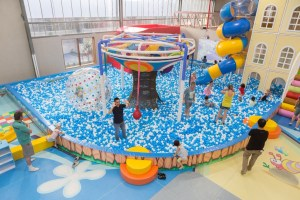 Kidzplore indoor kids playground Canberra