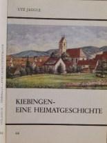 Kiebingen eine Heimatgeschichte