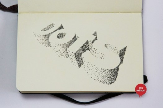 3D-Typography-by-Lex-Wilson-3-640x426