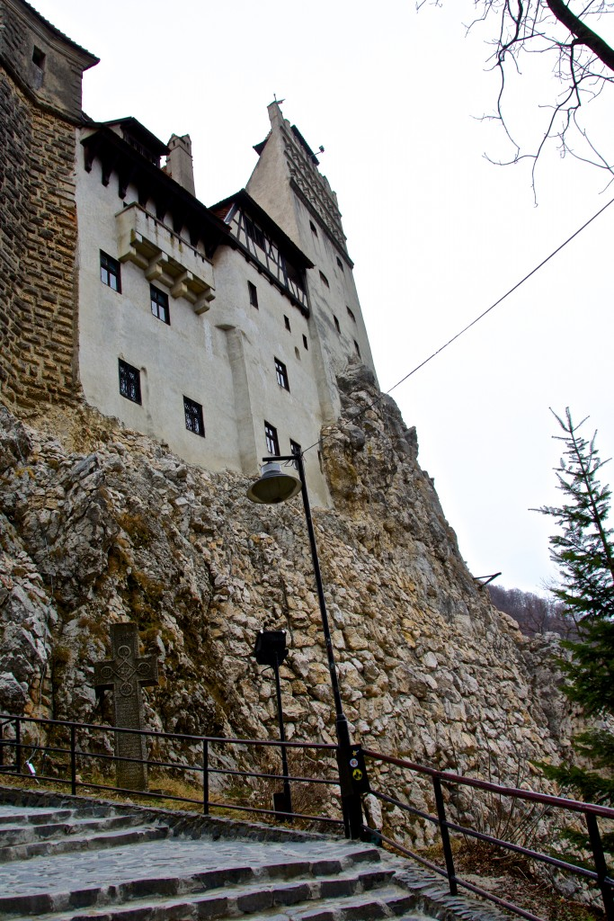 Zamek Drakuli w Rumunii Radosław Kasperski00002