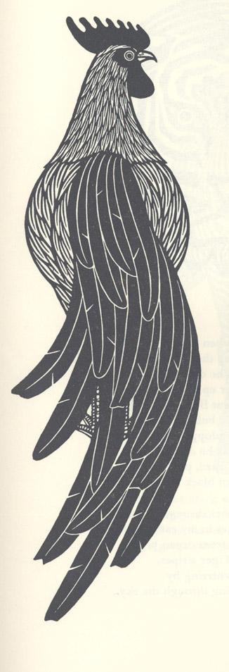J.Hnizdovsky woodcut
