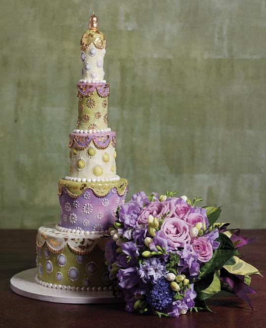 M. Braun cake