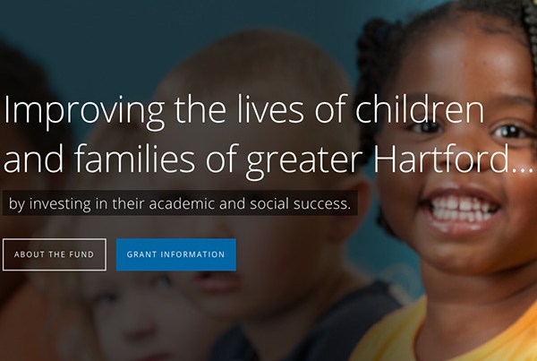 The Fund of Greater Hartford – Website