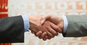 Handshake - DSF Duisenberg school of finance