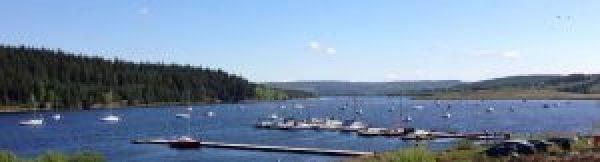 Kielder Yacht Club Moorings