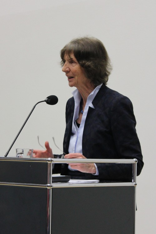Prof. Dr. Aleida Assmann