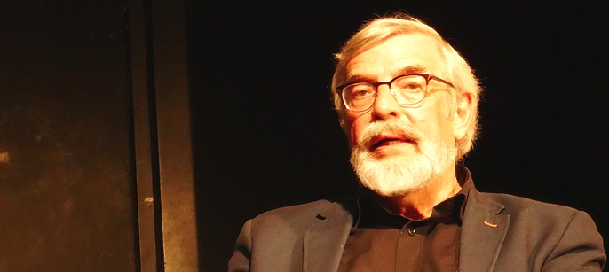 Rolf Fischer, Vorsitzender GKSt
