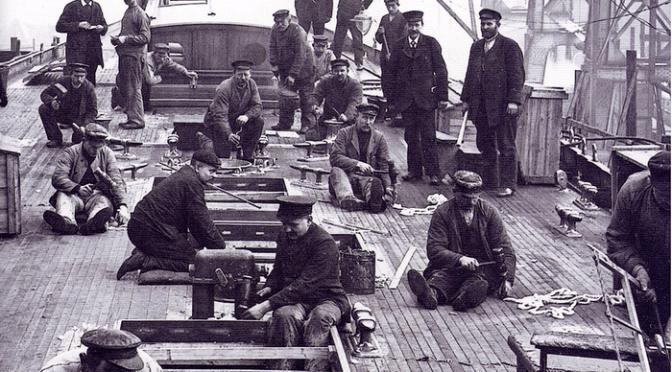 Band 71 – Kieler Berufe im Wandel 1869/1909