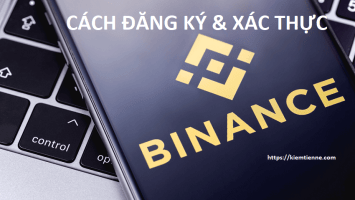 Hướng dẫn đăng ký Binance - Xác thực tài khoản Binance