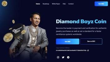 Diamon Boyz Coin là gì - Cách mua token DBZ mới nhất