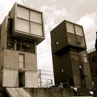[Classic] Nhà phố 4x4 m ở Kobe, Nhật Bản - Tadao Ando