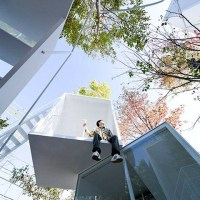 House Before House | Nhà ở Tochigi, Nhật Bản - Sou Fujimoto Architects