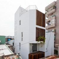 4x8 House | Nhà ở Q. Phú Nhuận. Tp. Hồ Chí Minh - MM++ Architects