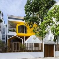 Chuồn Chuồn Kim Kindergarten | Quận 1, Tp. Hồ Chí Minh - Kiến trúc O