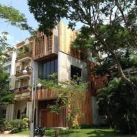 Thong House | Nhà ở Quận 7. Tp. Hồ Chí Minh - Sanuki Nishizawa Architects