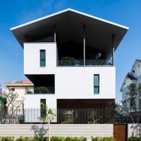 Floating House | Nhà ở Quận 2, Tp. Hồ Chí Minh - Nha Dan Architects