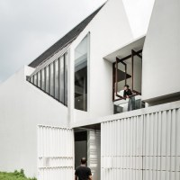 Spouse House | Nhà ở Jakarta, Indonesia - Parametr Architecture