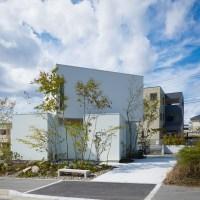 House in Minoh   Nhà ở Osaka, Nhật Bản - Fujiwarramuro Architects