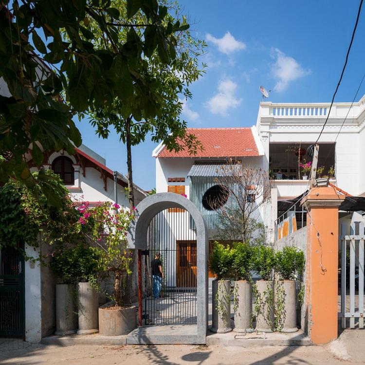 Nhà Tổ Chim | Long Biên, Hà Nội – Adrei Studio