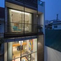 PHC House | Nhà ở Hoàn Kiếm, Hà Nội - Idee Architects