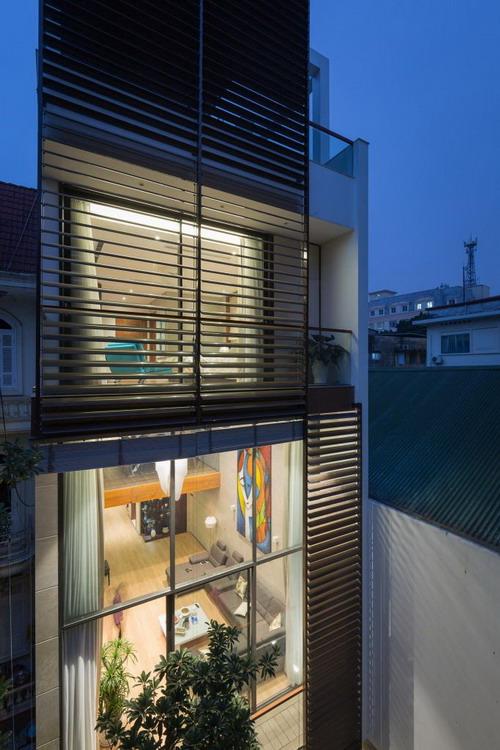 PHC House | Nhà ở Hoàn Kiếm, Hà Nội – Idee Architects