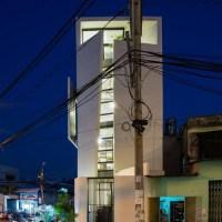The Torn Paper House | Nhà ở Gò Vấp, Tp. Hồ Chí Minh - NatureArch Studio