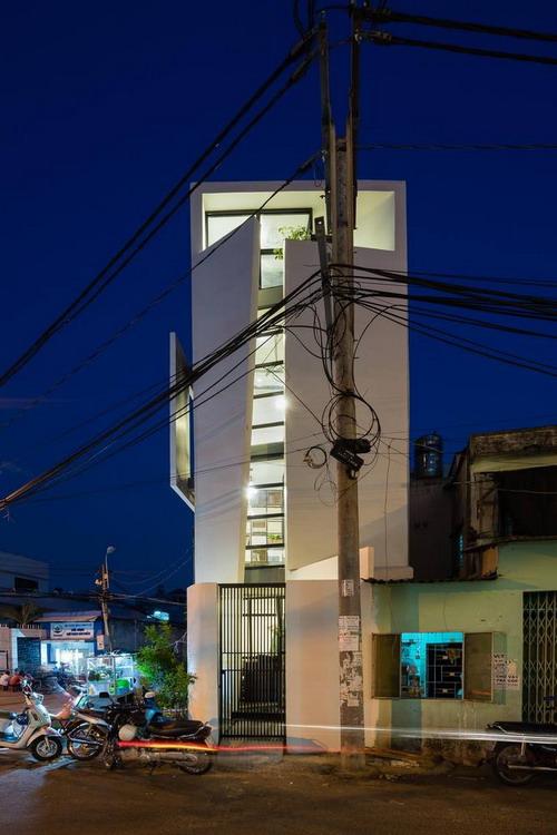 The Torn Paper House | Nhà ở Gò Vấp, Tp. Hồ Chí Minh – NatureArch Studio [Updated]