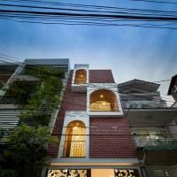 Backyard House | Nhà ở Phú Nhuận, Tp. HỒ Chí Minh - AD+ Studio