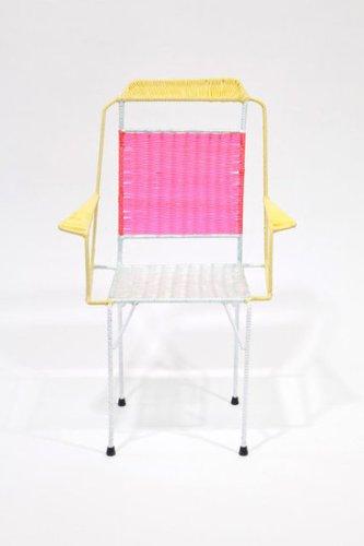 Chiêm ngắm những chiếc ghế đầy màu sắc của thương hiệu Marni
