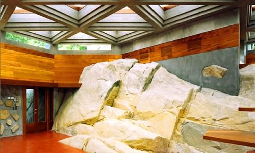 Thiết kế hòn đảo hình trái tim của Frank Lloyd Wright được rao bán