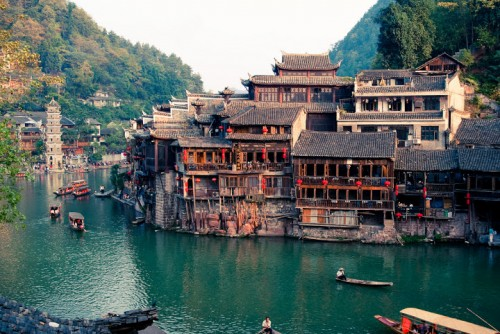 Ancient-Town-Fenghuang-China