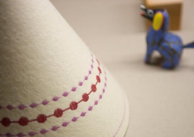 Tấm vỏ bao che được làm 100% từ len sản xuất tại Tây Ban Nha