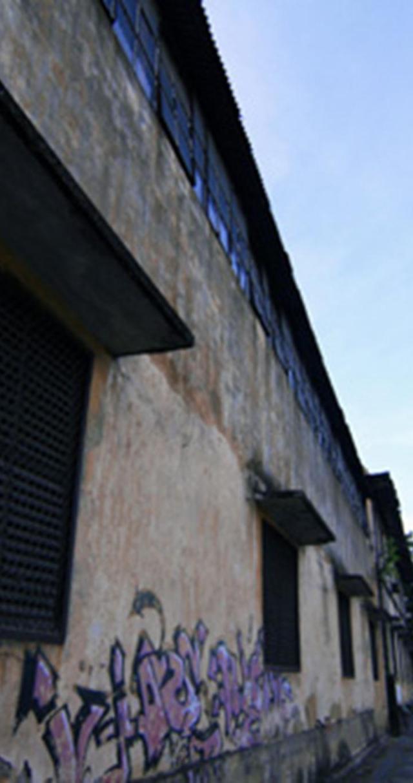 Nhà máy dệt Nam Định - một công trình do Pháp xây dựng đã trở nên nổi tiếng khắp cả nước