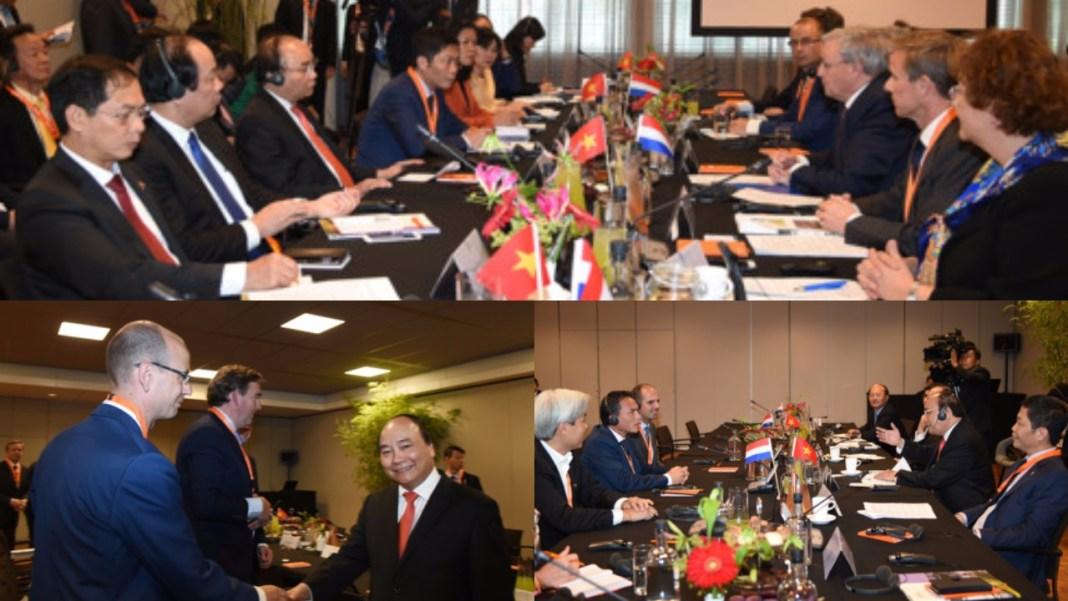 Thủ tướng dự Hội nghị bàn tròn doanh nghiệp.