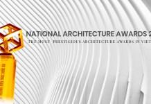Giải thưởng Kiến trúc quốc gia 2018 - Hội KTSVN