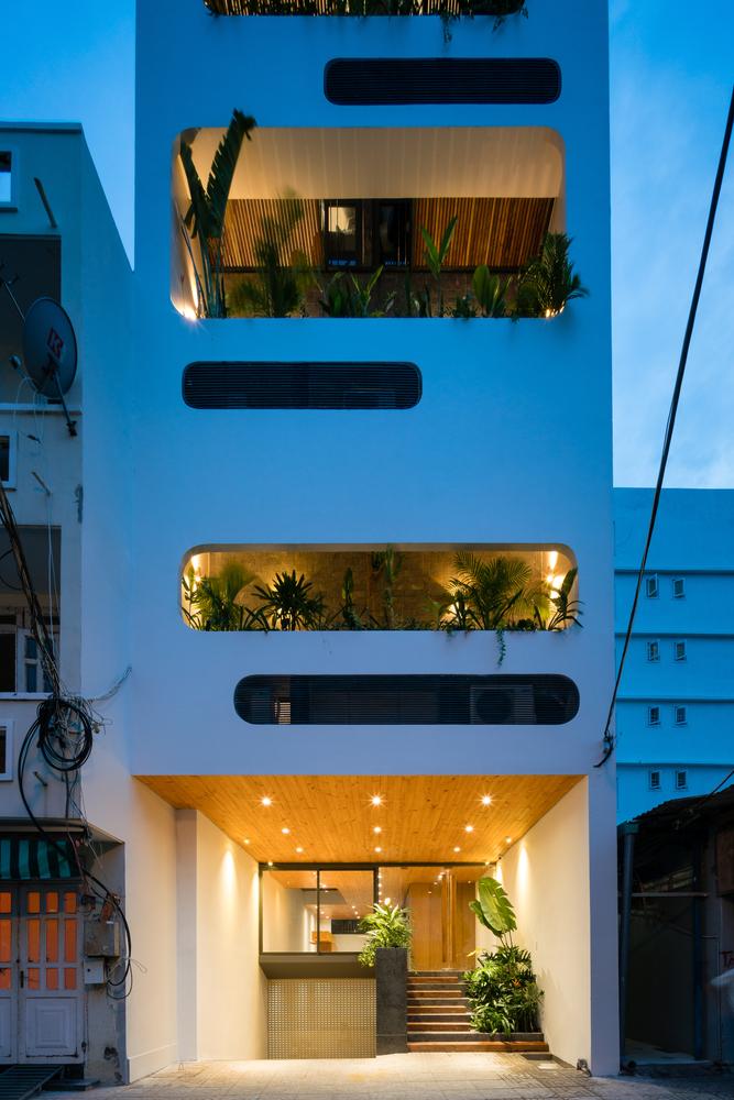HQL Apartment - Nét mới của nhà phố | H2