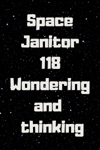 Space Janitor 118
