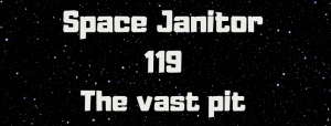 Space Janitor 119